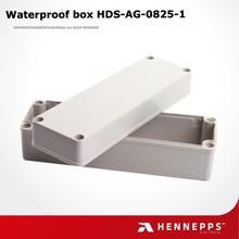 Alibaba China waterproof junction box cable gland 80*250*85mm