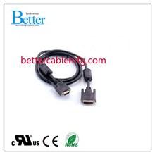 Designer unique vga cable specification 3 4