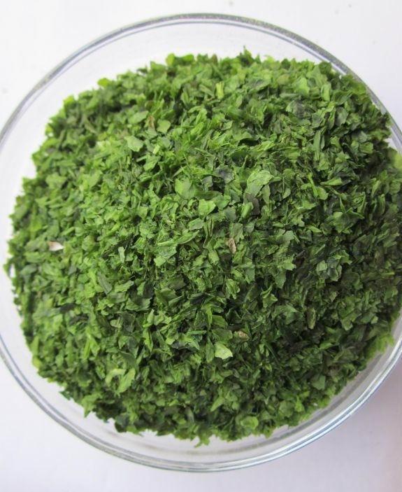 Green Nori flakes