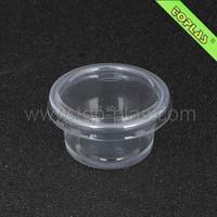 Small Plastic Sauce Container 1oz