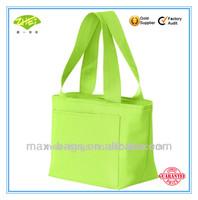 DT002 Wine Travel Carrier Lunch Bag & Wine Cooler Bag & Promotioanl Cooler Bag