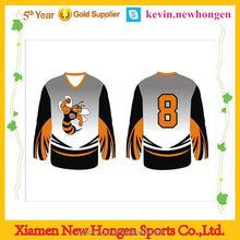 Modern stylish ice hockey uniform factory
