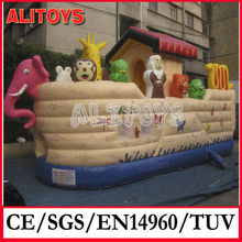 Professional inflatable jumping castle , inflatable bouncer , inflatable castle