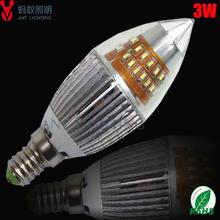 New 3W LED Light Bulb E14 (CE&ROHS)