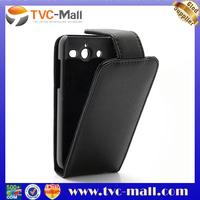 Doormoon Magnetic Vertical Genuine Leather Flip Case for Huawei Honor U8860
