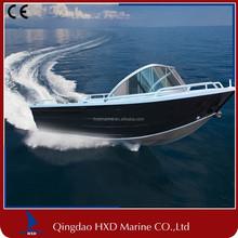 Australian standard runabout alumnimum boat made in China