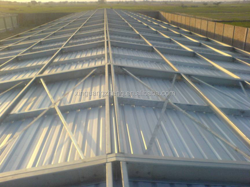 China Steel Structure Chicken Shed Farming Building Buy
