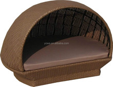 2015 outdoor furniture rattan dog house