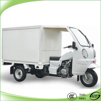 best selling enclosed motor tricycle for sale