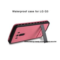 waterproof for LG G3 correndo Workout Jogging ginasio de esportes Arm band Arm band bolsa a prova d 'a gua caso