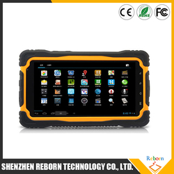 Waterproof Android tablet IP67 7 Inch Rugged Tablet 3G 1GB Ram/16GB ROM 7Inch 1024*600 Rugged Tablet PC