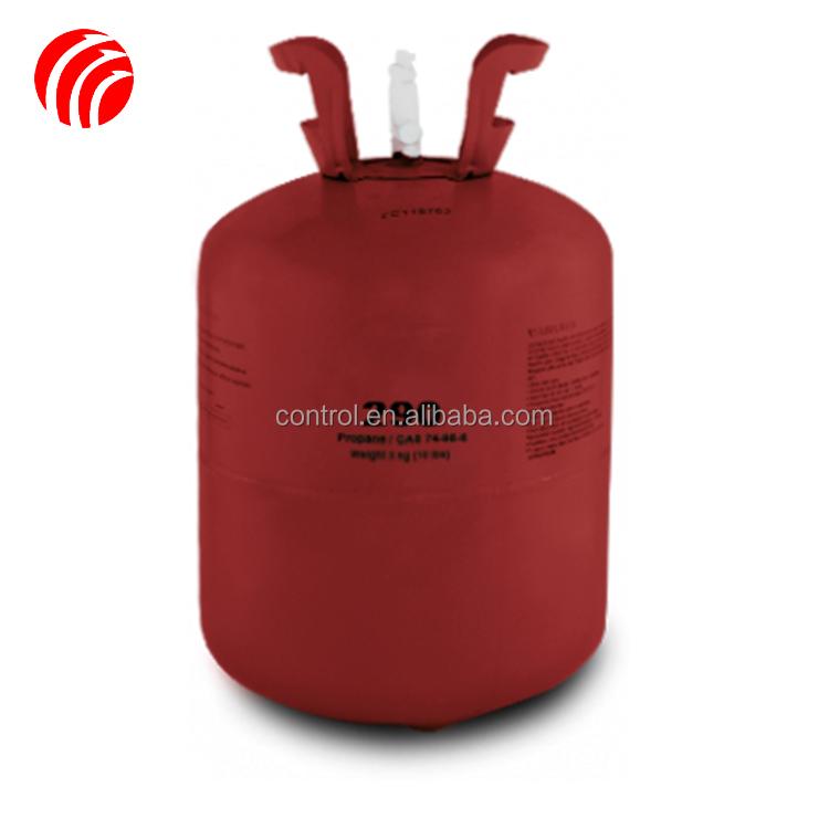 Gas refrigerante r134a prezzo a buon mercato di alta qualità di gas refrigerante r134a in malesia
