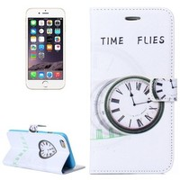 Color Painting Leather Cell Phone Case for Apple iPhone 6
