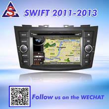 car gps navigation system for SUZUKI SWIFT 2011-2013