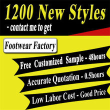 cutest factory genuine cow leather footwear man 2012