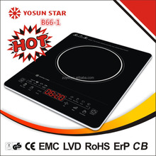 2015 silm design induction cookers/induction heater/induction oven,GS,CE,EMC,LVD,RHOS,ERP,CB approved/OEM&ODM