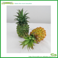 High quality for Artificial fake fruit of pineapple/Simulation/Synthetic pineapple fruits props for holiday decoration