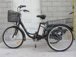 24'' electric tricycle/3 wheel Electric bike|e trike