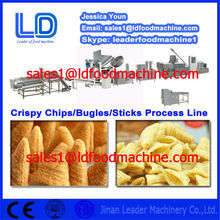 Automatic Crispy chips processing equipment