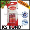super glue(cyanoacrylate adhesive)