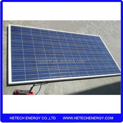 Low 295w poly chinese photovoltaic panels prices