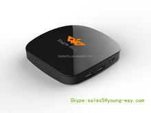 Bluetooth Quad Core Android 4.4 Smart Set Top TV Box