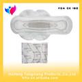 Argent de haute qualité Top end serviette hygiénique fabricant