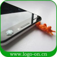 Fashion hot sale phone dust plug