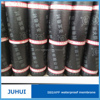 shandong good quality SBS APP modified bitumen waterproof membrane