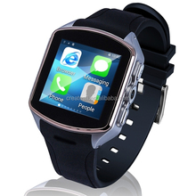 Free shipping New arrival 3G WCDMA Android4.4 GPS Watch Phone bluetooth4.0 smart watch and phone