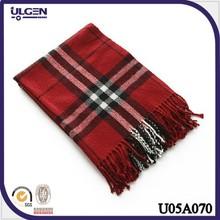 bufandas comprobadas 100% acílico bufandas mujer