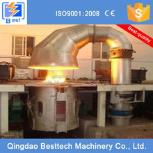 Competive price induction furnace fume extraction systems
