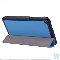 High Quality Stand Leather case ,Magnetic Folio PU Leather case For Asus FE380