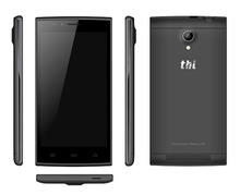 Original phone mobile THL T6S 1G RAM 8G ROM MTK6582M small size mobile phones Quad Core 1.3Ghz download free mobile games