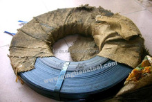 galvanized cold rolled steel strip packaging straps steel slit coil