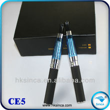 eGo CE5 Rebuildable Clearomizer 2012 Clear atomizer ce5 plus with patented clear heater