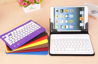 7inch Vatop Wireless Bluetooth Keyboard Leather Case for Tablet pc iPad air