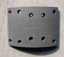 safety heavy duty truck brake lining for mercedes benz F1 19580 F2 19579
