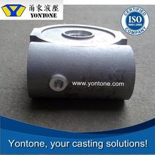 Yontone YT825 Export to Over 12 Countries ISO9001 Mill Accurate AlSi12 T6 Heat Treatment China Aluminum Investment Casting PDF