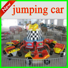 new game rides revolving jumping car cheap kids amusement rides for sale