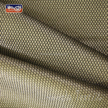 Nylon polyester mesh tissu pour chaussures HD141NT