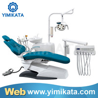 China Dental Oral Hygiene Products Humanized design New product stainless steel dental unit foot controller