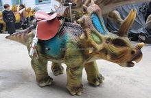 Six hours battery loading 100 kilogram mechanic walking dinosaur