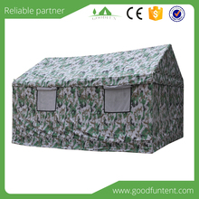 Army outdoor 3 or 4 person military camouflage tent
