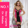 2015 Hot sales Fashionable style sexy spicy lingerie babydoll