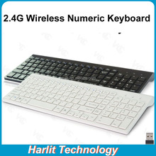 Laptop Wireless Bluetooth Keyboard With Numeric Keys Bluetooth Keyboard For Desktop Laptop Tablet PC