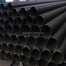 SCh 40 Sch 80 Astm a519 Mild seamless Black steel pipe