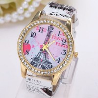 alibaba website wholesale Eiffel Tower cheap watches accept paypal