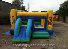 basketball jumping castle /juegos inflables