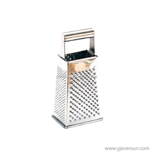 2015 Hot sale four sides stainless steel grater, stainless steel cheese grater, cheese grater
